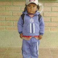 Ariel Quenta aus Bolivien