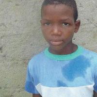 Djeff Blaise aus Haiti